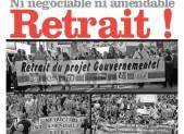 Informations Ouvrières n°114 – Ni négociable ni amendable Retrait !