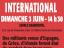 Des militants de plusieurs pays d'Europe se retrouveront dans un meeting à Paris le 3 juin