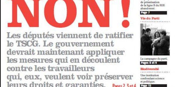 """""""Ils ont voté, et puis après ?"""" (Léo Ferré) Ils ont voté et puis après ? (Léo Ferré)  L'EDITO d'IO n°221"""