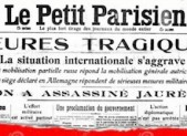 Il y a cent ans, l'assassinat de Jaurès ouvre l'époque des guerres, des massacres en masse des populations civiles et des génocides
